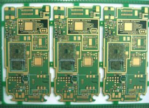 Integrated RoHS Flexible Printed Circuit Board Silk-Screen Printed Control Feel Smooth pictures & photos