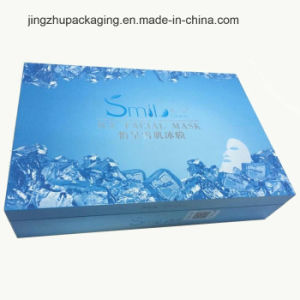 Grey Board Paper Packing Box with Cmyk Printing. pictures & photos