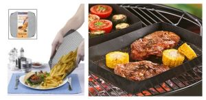 Wholesale Heat Resistant PTFE Grille Mesh for Non Stick pictures & photos