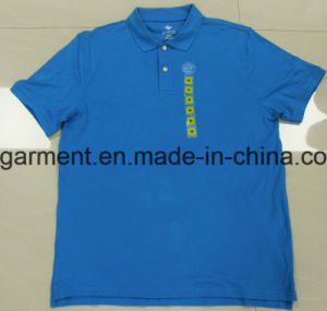Cheaper Price Polo for Man, Wholesale Goods, Stock Garment pictures & photos