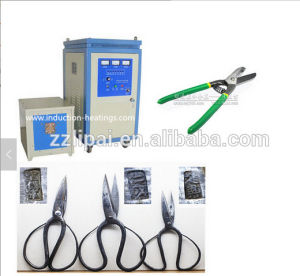 Supersonic Frequency Scissors Induction Heating Quenching Machine pictures & photos