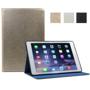Hot PU Leather Case for iPad pictures & photos