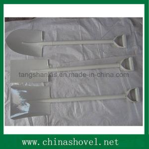Shovel Welded Steel Handle Shovel pictures & photos