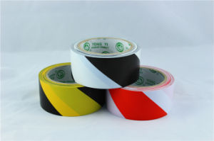 PVC Warning Tape in 130um pictures & photos