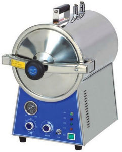 24 Liters Table Top Autoclave with Low Price