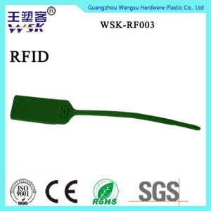 High Grade PP Shipping Company Application Security Plastic RFID Seals