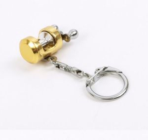 Hy in Stock Quality Fishing Reel Key Chain pictures & photos