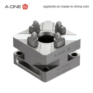 a-One Erowa Precision 4 Jaws Lathe Chuck for Wire-Cutting Clamp 3A-200001 pictures & photos