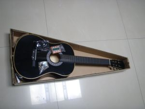 Classic Wood Guitar pictures & photos