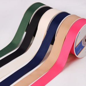 """5/8"""" Solid Color Polyester Grosgrain Ribbon pictures & photos"""