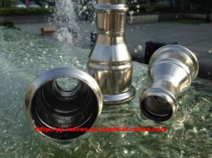 Stainless Steel Compression Fittings Reducer pictures & photos