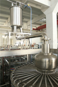 Automatic ISO Quality Juice Filling Capping Plant with PLC Control pictures & photos