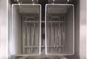 Ofe-H321L Mini Deep Fryer/Pressure Fryer for Sale/Chips Fryer Machine pictures & photos