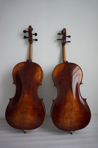 BV/SGS Certificate Handmade Advanced Professional Cello pictures & photos
