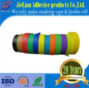 for DIY Industry Application of Multiply Colors Masking Tape with Free Sample From China Supplier pictures & photos