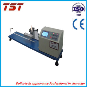 Semiautomatic Electronic Yarn Twist Tester pictures & photos