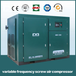 Low Speed Air End Operation Top Quality Permanent Magnetic Variable Frequency Air Compressor pictures & photos