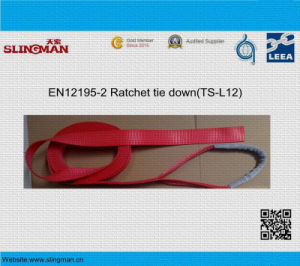 En12195-2 Ratchet Tie Down (TS-L12-02)