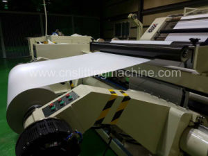 Sticker Label Roll Slitting Machine pictures & photos