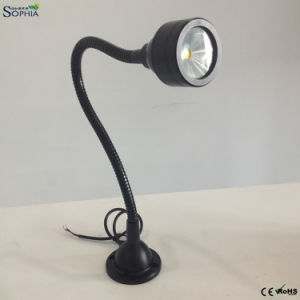 12V 24V 230V 7W LED Flexible Working Light, Task Table Lamp pictures & photos