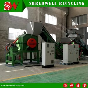 New Technology Metal Hammer Shredder Recycling The Waste Metal Drum/Scrap Aluminum pictures & photos