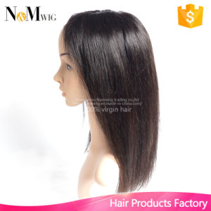 Beautiful Remy Wig Brazilian Wavy Virgin Human Hair Extension pictures & photos