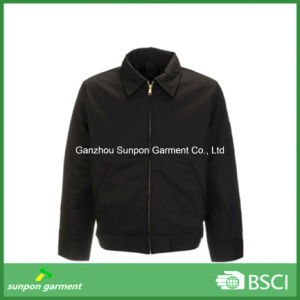 Durable Material Safety Workwear for Reflective Work Jacket Style pictures & photos
