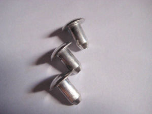 Solid Aluminum Rivet, Pot Rivet pictures & photos