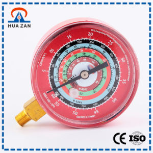 Custom Gas Manometer Instrument for Measuring Gas Pressure pictures & photos
