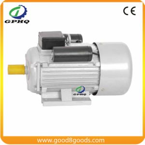 Electric Air Compressor Single Phase Motor pictures & photos