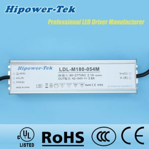180W Waterproof IP65/67 Outdoor Timing Control Power Supply LED Driver pictures & photos