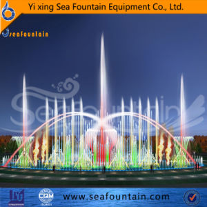 Amazing Height Spray Solenoid Valve Round Swing Music Fountain pictures & photos