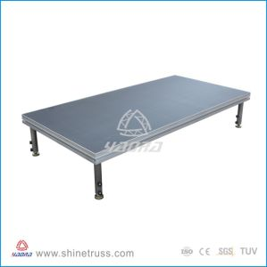 Adjustable Stage Assemble Stage Aluminium Stage pictures & photos