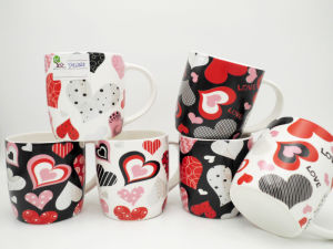 Simple Fashion Ceramic Mug for Baby Gift pictures & photos