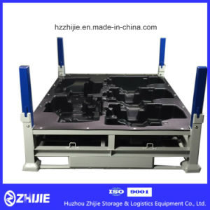 Popular Stackable Steel Pallet for Warehouse