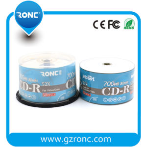 Free OEM Services Blank CD-R 700MB pictures & photos