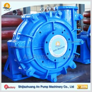 Abrasion Resistant Iron Ore Mining Slurry Pump pictures & photos