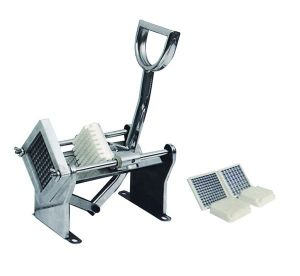 Manual Potato Chips Chipper Machine Is Commercial Restaurant Catering Equipment for Food Processing pictures & photos