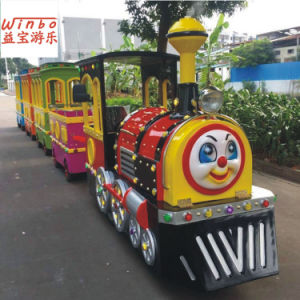 Hot Sale Playground Equipment Trackless Train for Children Entertainment (J223E) pictures & photos