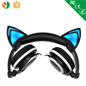 Cute Cheap Stylish Kids Headphones Custom Logo pictures & photos