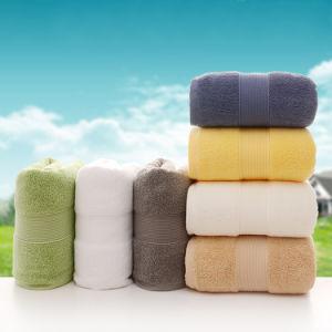 100% Cotton Cheap Promotional Bath Towel in 70X140cm (DPF10789) pictures & photos