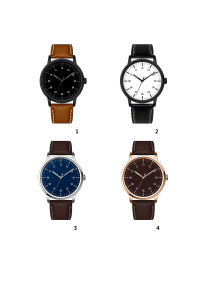 Simple Casual Men′s High-End Sports Watch ODM pictures & photos