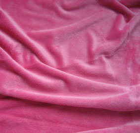 Solid Dyed Super Soft Velvet Polyester Fabric for Sofa pictures & photos