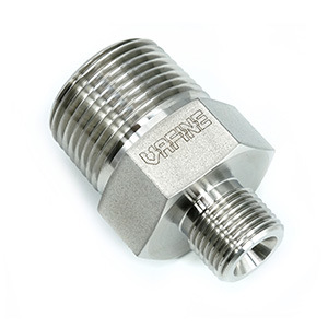 316 Stainless Steel API Different Diameter Male Threaded Joint pictures & photos