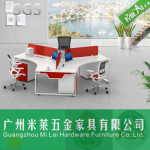 Best Price Office Furniture Staff Partition Workstation Table pictures & photos