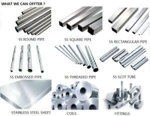 Super Duplex 2507 / F53 Sch40 Duplex Stainless Steel Pipe, pictures & photos