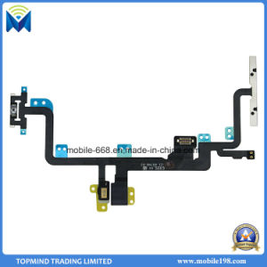 for iPhone 7plus Power Volume Mute Button Flex Cable pictures & photos