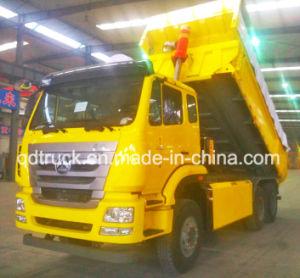 Sinotruk Man Technology Heavy Duty Hopper/ Dumper/Tipper Truck/Dump Truck pictures & photos