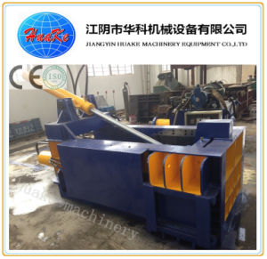 China Y81-125tons Force Scrap & Recycling Hydraulic Metal Baler pictures & photos