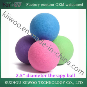 Foaming Rubber Bouncing Ball for Yaga pictures & photos